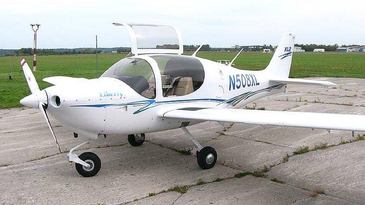 Samolot Libery XL2