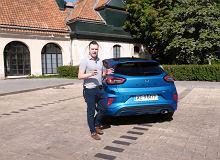 Opinie Moto.pl: Ford Puma 1.0 155 KM hybrid - testujemy nowego crossovera