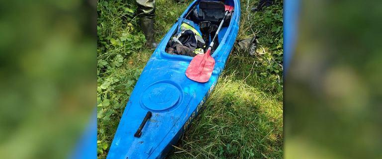 Śmierć na spływie kajakowym na rzece Skawa. Zginął 46-letni uczestnik