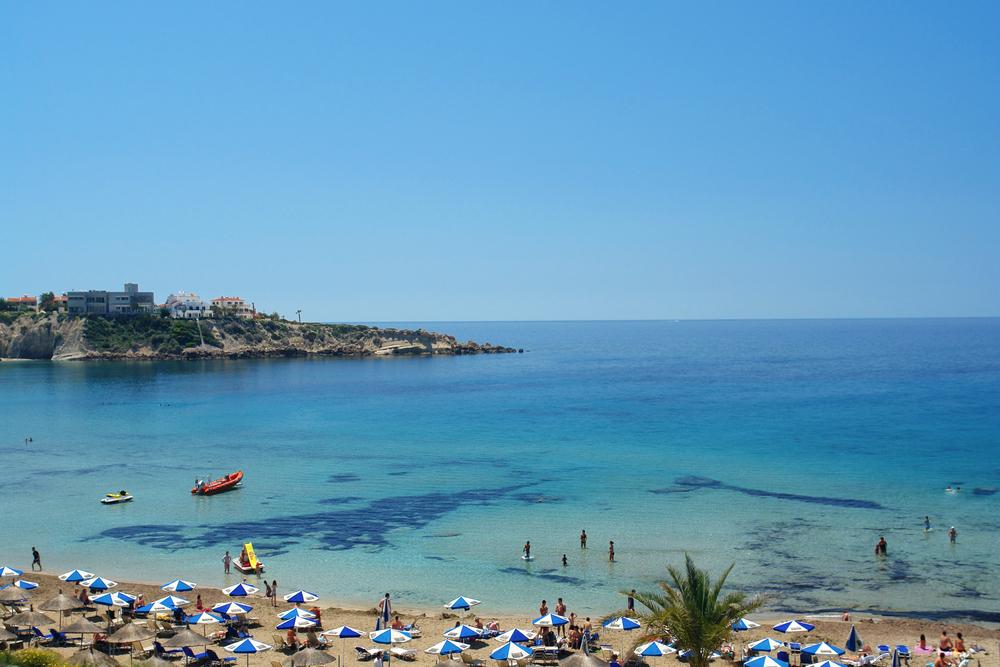 Cypr wycieczki - Zatoka Koralowa / Shutterstock