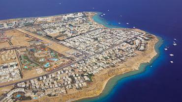 Egipt. Półwysep Synaj, Sharm el-Sheikh