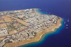 Egipt. Półwysep Synaj na wakacje