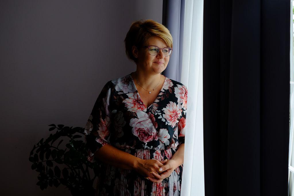 Klaudia Pałka, szefowa Rady Gminy w Tuczępach