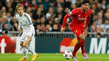 Luka Modrić i Emre Can (Liverpool)