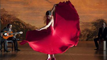 """Kadr z filmu """"Flamenco, flamenco"""""""