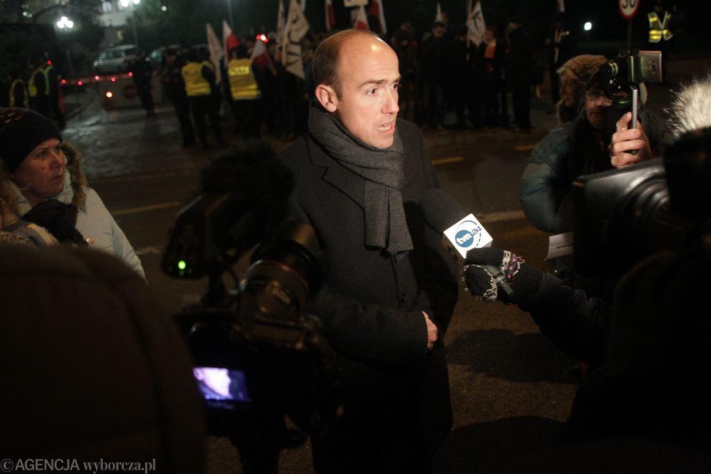 Wolne media w Sejmie