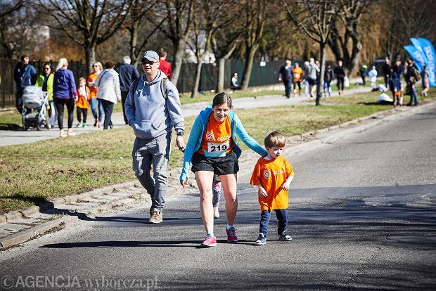 Zdjęcie numer 118 w galerii - Otwarcie sezonu biegowego w Łodzi.