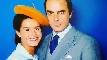 Roberto Prillo i Lucelia Santos