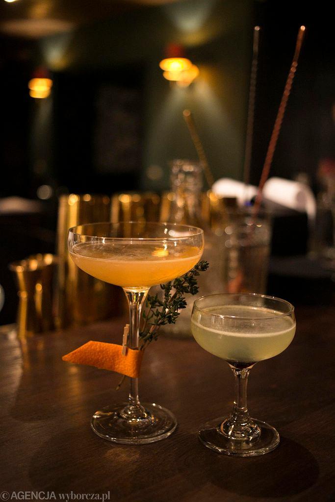 Bar w BackRoom Bar / AGATA GRZYBOWSKA