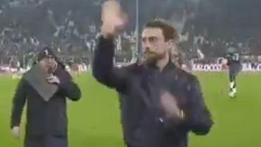 Claudio Marchisio pożegnany przez Juventus