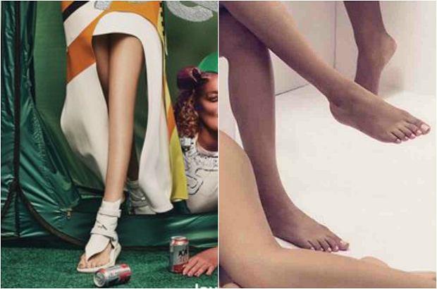 Zdjęcie numer 0 w galerii - W tym roku grafikom wyobraźni nie brakowało: kolana jak u lalki Barbie, dwie prawe stopy... To dopiero początek wpadek z Photoshopem!