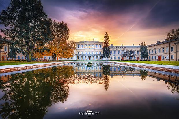 Pałac Czartoryskich to wizytówka miasta
