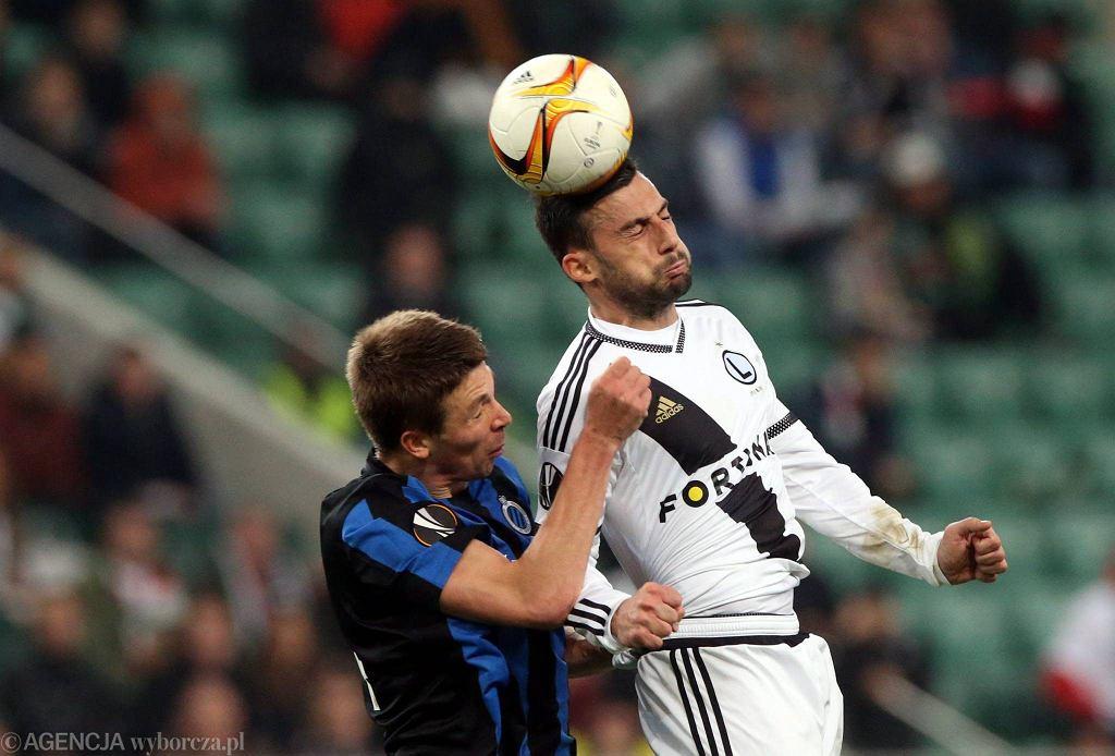Legia - Club Brugge 1:1