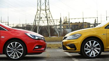 VW Golf Variant 1.5 TSI vs. Opel Astra Tourer 1.4 Turbo