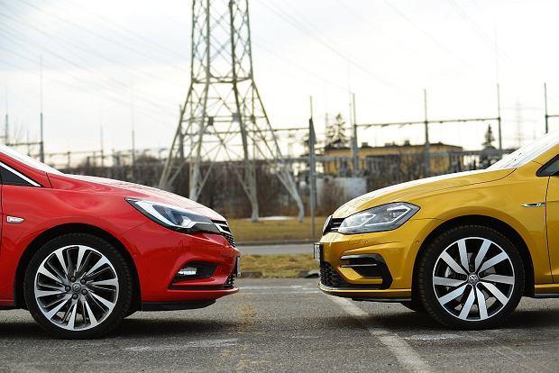 VW Golf Variant 1.5 TSI vs. Opel Astra Tourer 1.4 Turbo - porównanie. Niemiecki pojedynek o tron