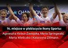 A. Kobus - Zawojska, M. Springwald, M. Wieliczko i K. Zillmann 14. w plebiscycie Ikony Sportu