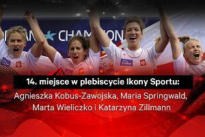 Ikona Sportu 2018 - Agnieszka Kobus-Zawojska, Maria Springwald, Marta Wieliczko i Katarzyna Zillmann