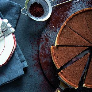 Tarta kawowo-czekoladowa
