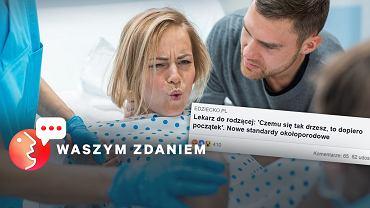 Ostra dyskusja na temat nowych standardów opieki okołoporodowej w Polsce