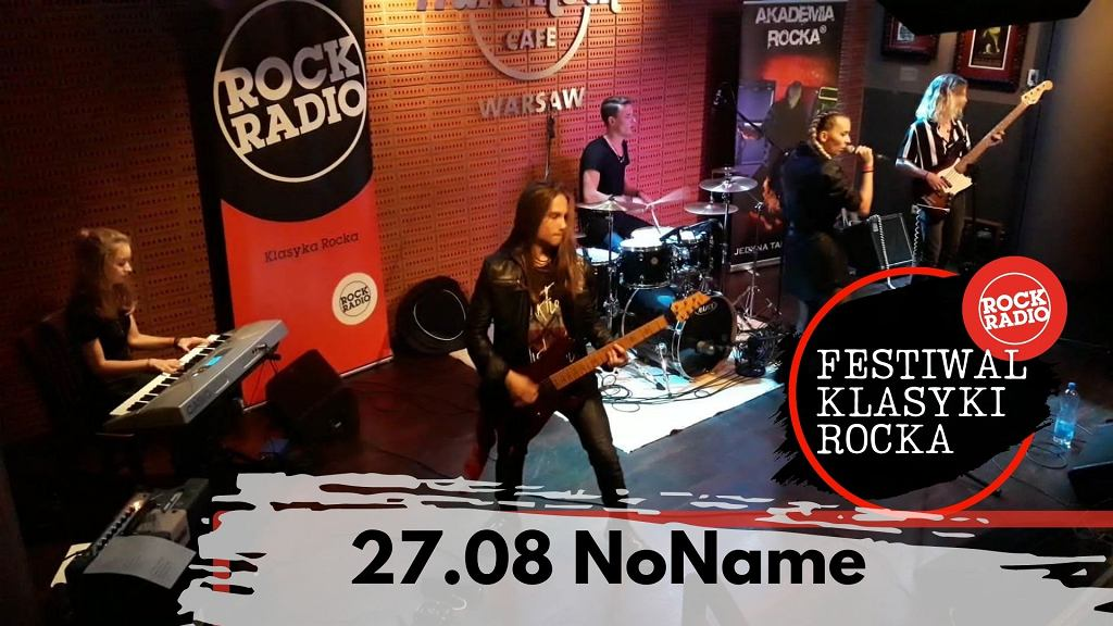 Festiwal Klasyki Rocka - NoName