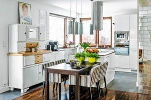 kuchnia, meble kuchenne, kredens kuchenny