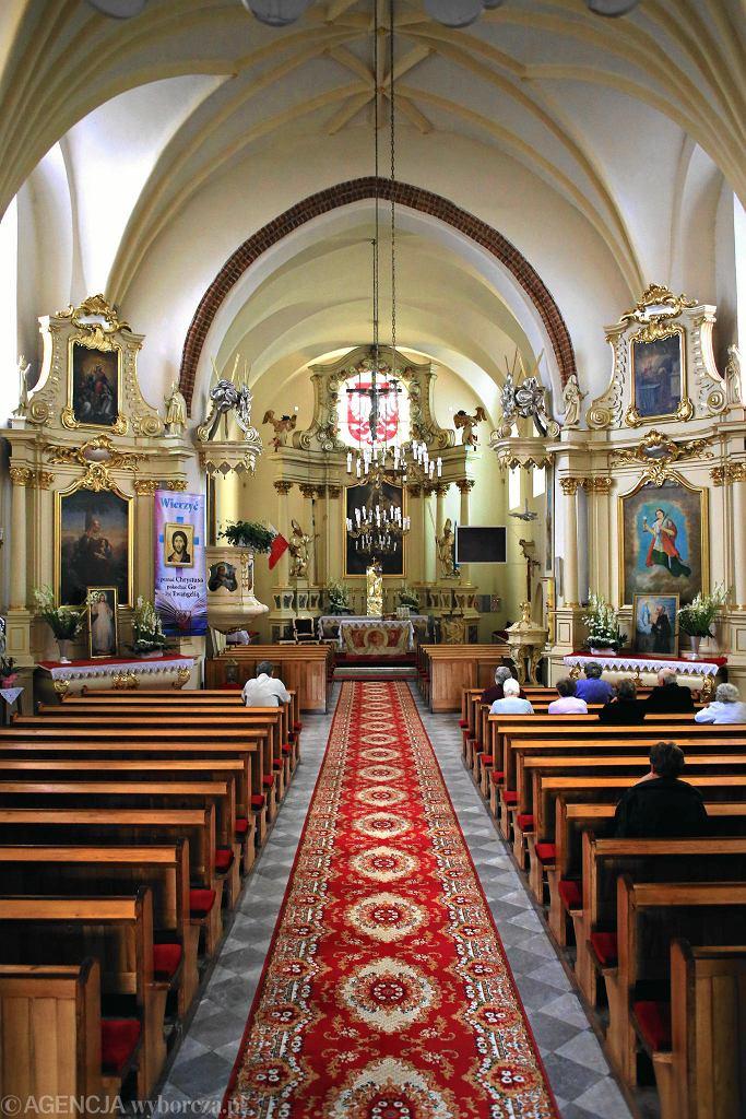 Kościół w Serocku / JACEK MARCZEWSKI