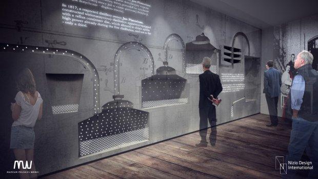 Jak będzie wyglądało Muzeum Polskiej Wódki