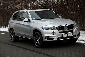BMW X5 xDrive40e   Test spalania