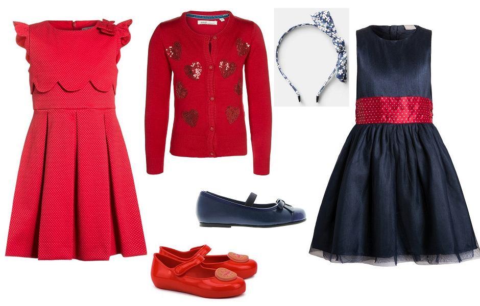 Stylizacja dla wesele dla dziewczynki
