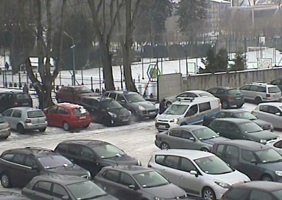 Parking w Wejherowie