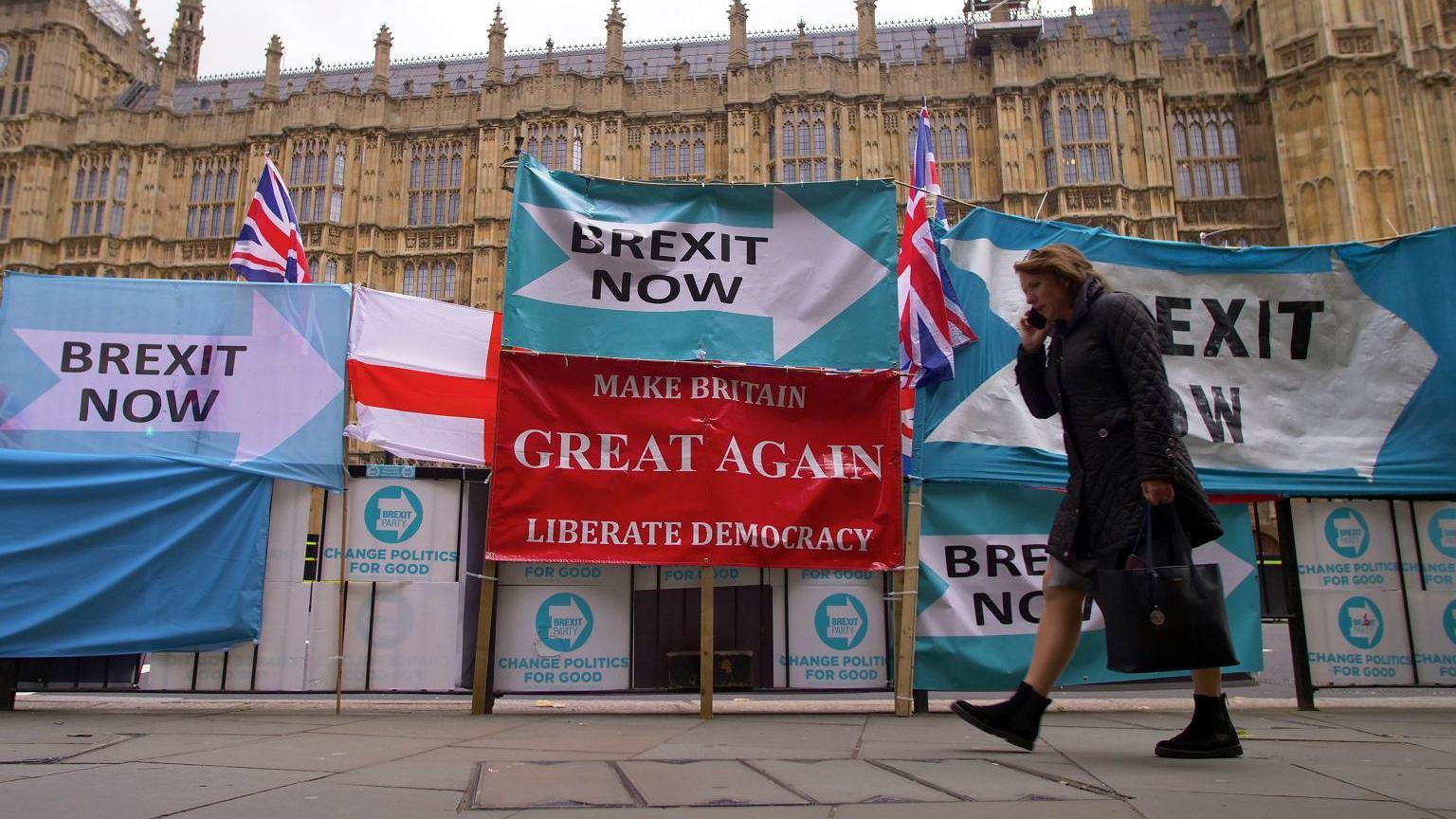 Wśród Polaków mieszkających na Wyspach można spotkać zwolenników brexitu