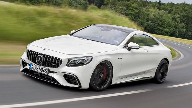 Mercedes-AMG S63 Coupe 2017