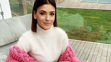 halejcio sweter z golfem