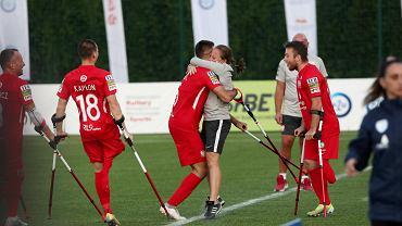 Reprezentacja Polski w ampfutbolu w półfinale ME! Rywale byli bezradni [WIDEO]