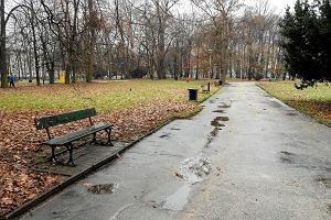 Wybudują staw, przesuną pomnik Słowackiego. Zmiany w parku przy ul. Dąbrowskiego