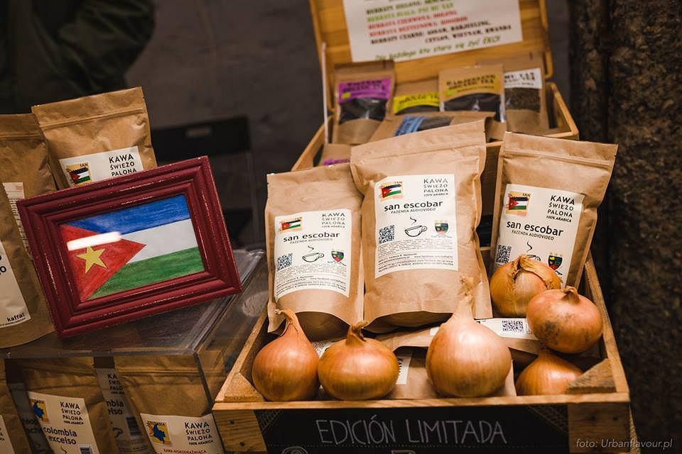 Kawa z San Escobar