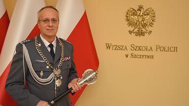 Komendant-Rektor Wyższej Szkoły Policji w Szczytnie insp. dr hab. Marek Fałdowski