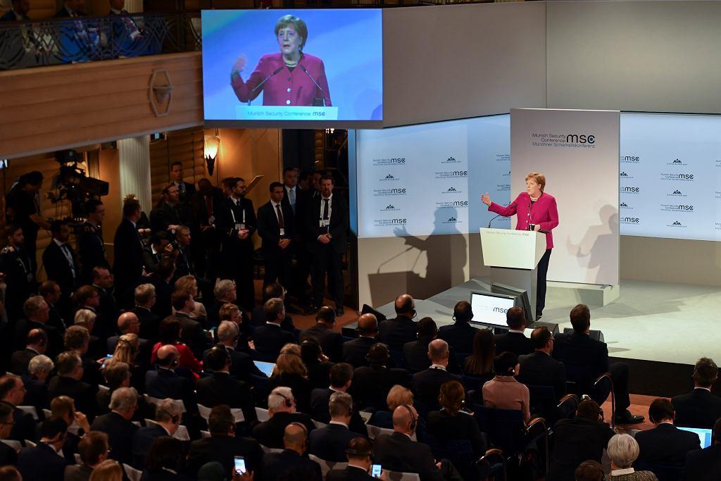 Konferencji Bezpieczeństwa w Monachium