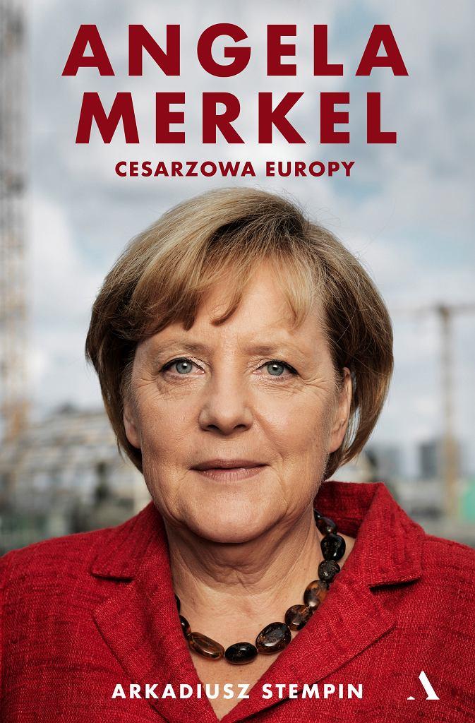 Angela Merkel - okładka