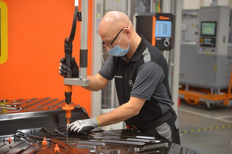 Fabryka Mercedesa w Jaworze