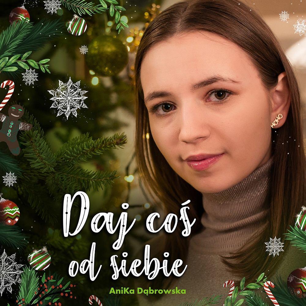 AniKa Dąbrowska nagrała świąteczną piosenkę