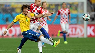 David Luiz i Luka Modrić