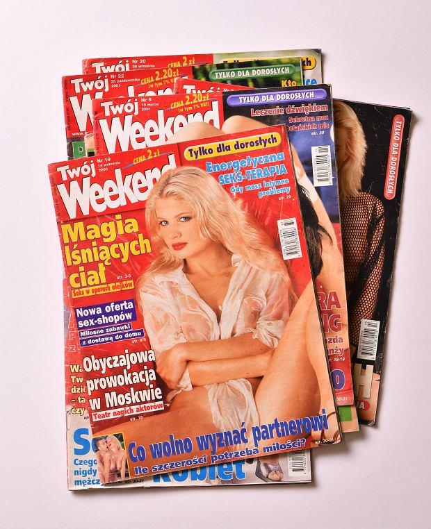 Archiwalne numery magazynu 'Twój Weekend'