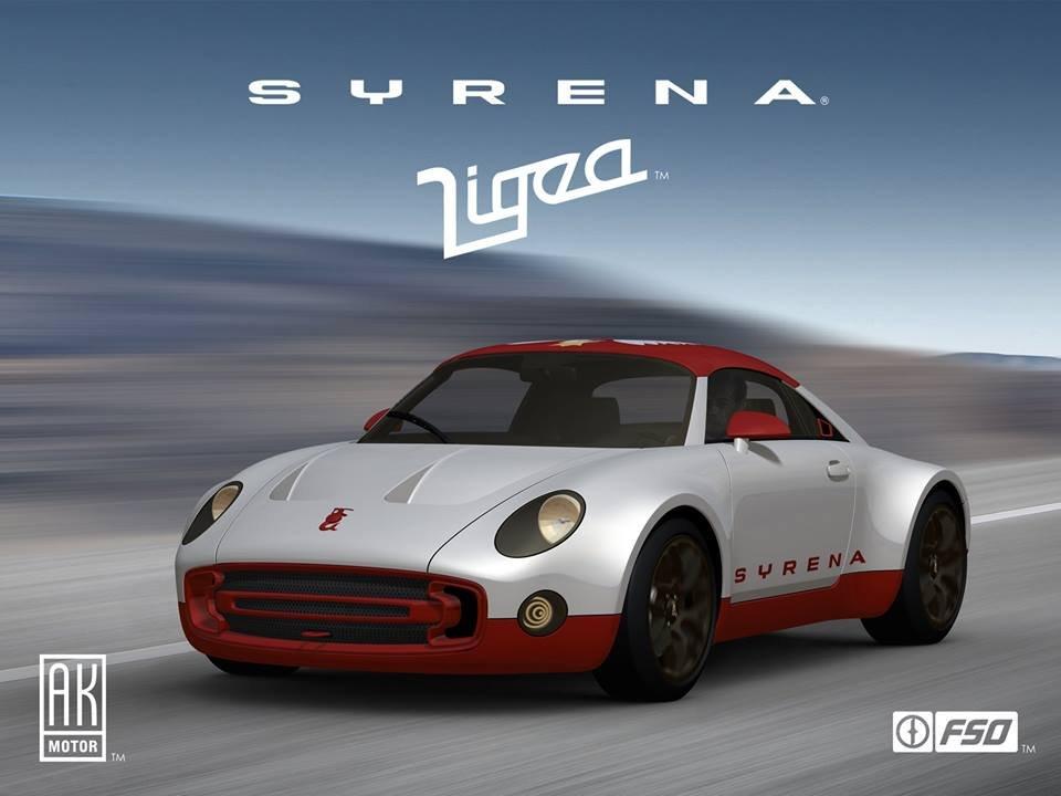 Syrena Ligea