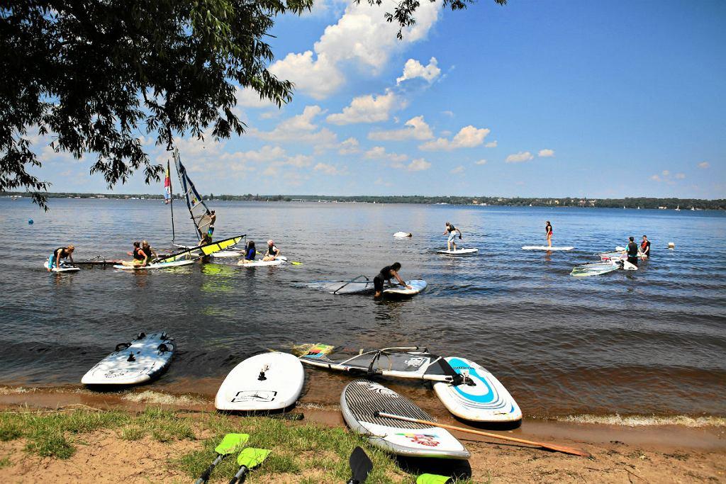Serwis kąpieliskowy dostępny jest pod adresem: www.sk.gis.gov.pl.