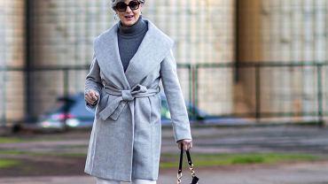 eleganckie płaszcze dla kobiet po 50
