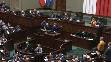 Posiedzenie Sejmu 14 października 2021