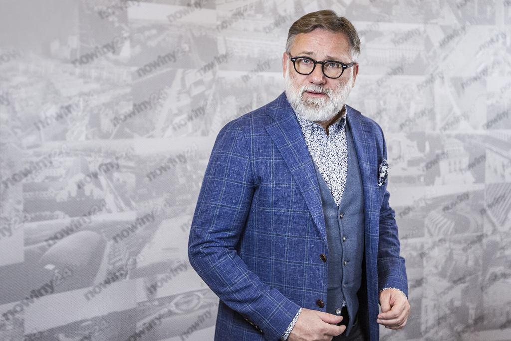 Reżyser Andrzej Saramonowicz