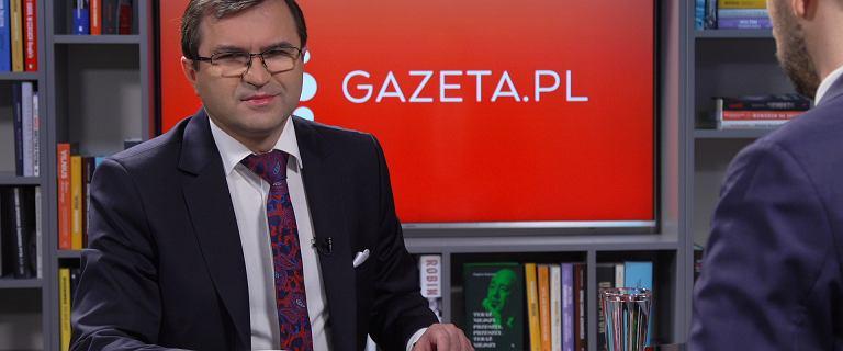 Zbigniew Girzyński: Byłbym za tym, żeby ujawnić listy poparcia do KRS