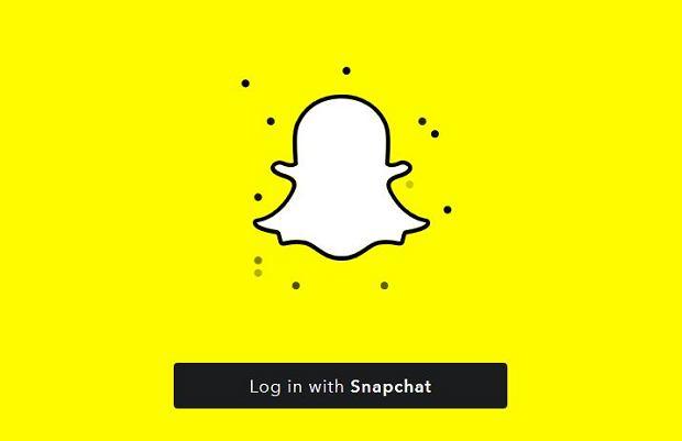 Logo snapchat.com